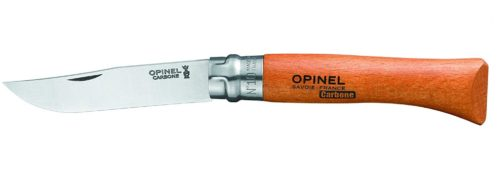 4. Opinel Carbon Steel Folding Everyday Carry Locking Pocket Knife