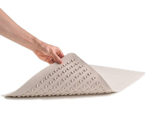 6. Epica Anti-Slip Machine Washable Anti-Bacterial Bath Mat