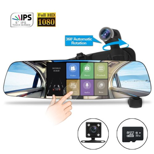 Best 360 Dash Cams in 2021 – Reviews and Guides