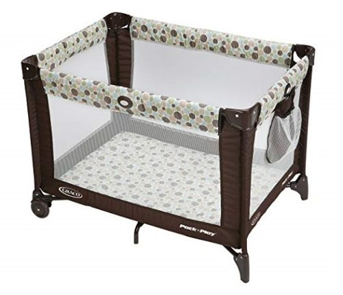 11. Graco Pack 'n Play Portable Playard, Aspery