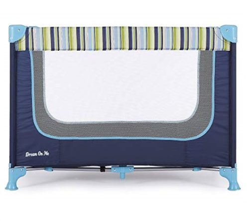 13. Dream On Me Zodiak Portable Playard, Navy
