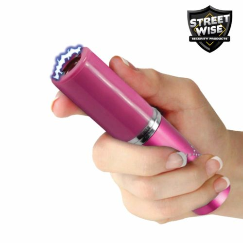 15. STREET WISE SECURITY PRODUCTS Streetwise Perfume Protector 17,000,000 Stun Gun