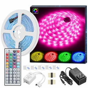 15. MINGER 16.4ft RGB LED Light Strip