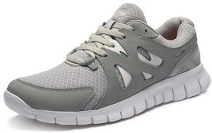 15. TSLA Men's Lightweight Sports Running Shoes