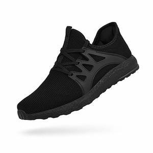 16. QANSI Men's Sneakers for Running, Walking, Gym