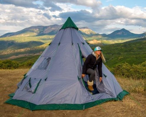 Top 10 Best Winter Tents in 2020 – Buyers' Guide