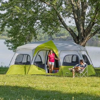1. CORE Instant Cabin Tent, 12 People