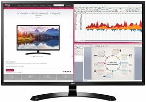 #1. LG 32MA68HY-P IPS Monitor 32-Inch with HDMI and Display Inputs