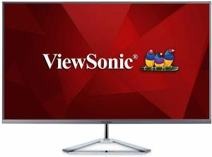 #10.ViewSonic VX3276-MHD Widescreen 32 Inch Frameless IPS 1080p Monitor