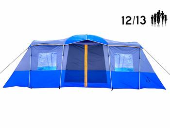6. Americ Empire 21ft x 10ft Tent for Camping, 14-12 Person