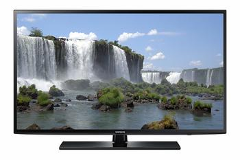 7. Samsung UN40J6200 40-Inch Smart LED TV, 1080p